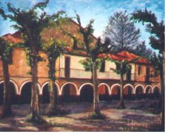 Plaza de los árboles