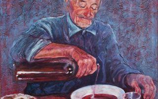 El abuelo y sus costumbres