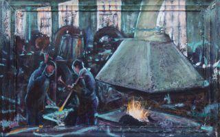 Antiguo taller de Vegabarrio