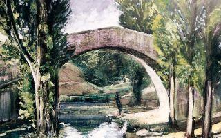 Puente sobre río Bañuelos