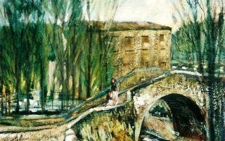 Puente romano sobre Bañuelos