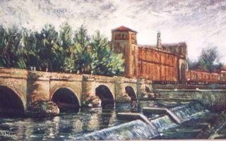 Puente San Marcos de León