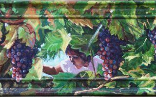 Entre uvas